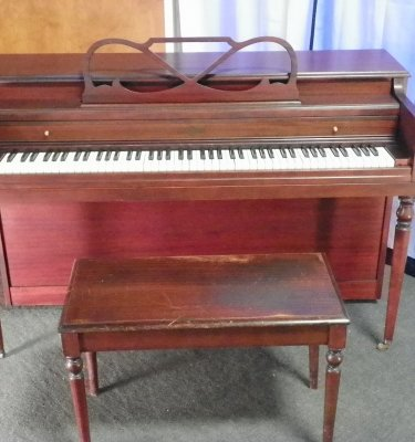 Cable Nelson Piano | England Piano