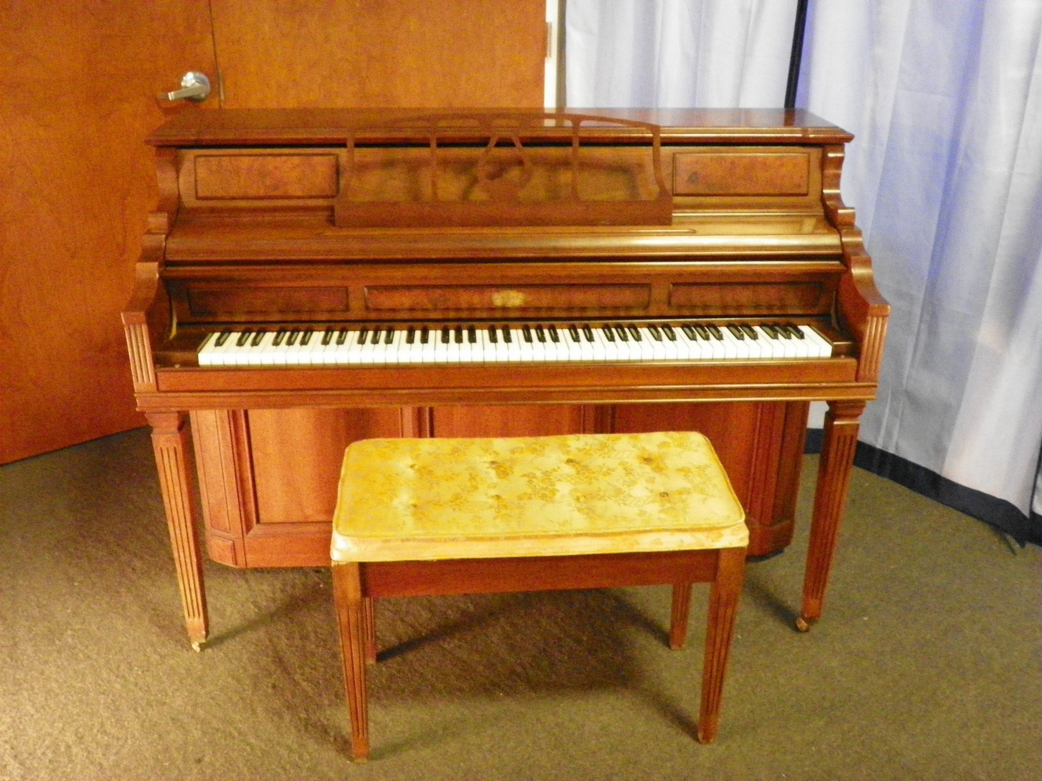 Cable piano england piano for What are the dimensions of an upright piano