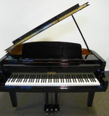 George Steck Piano | England Piano