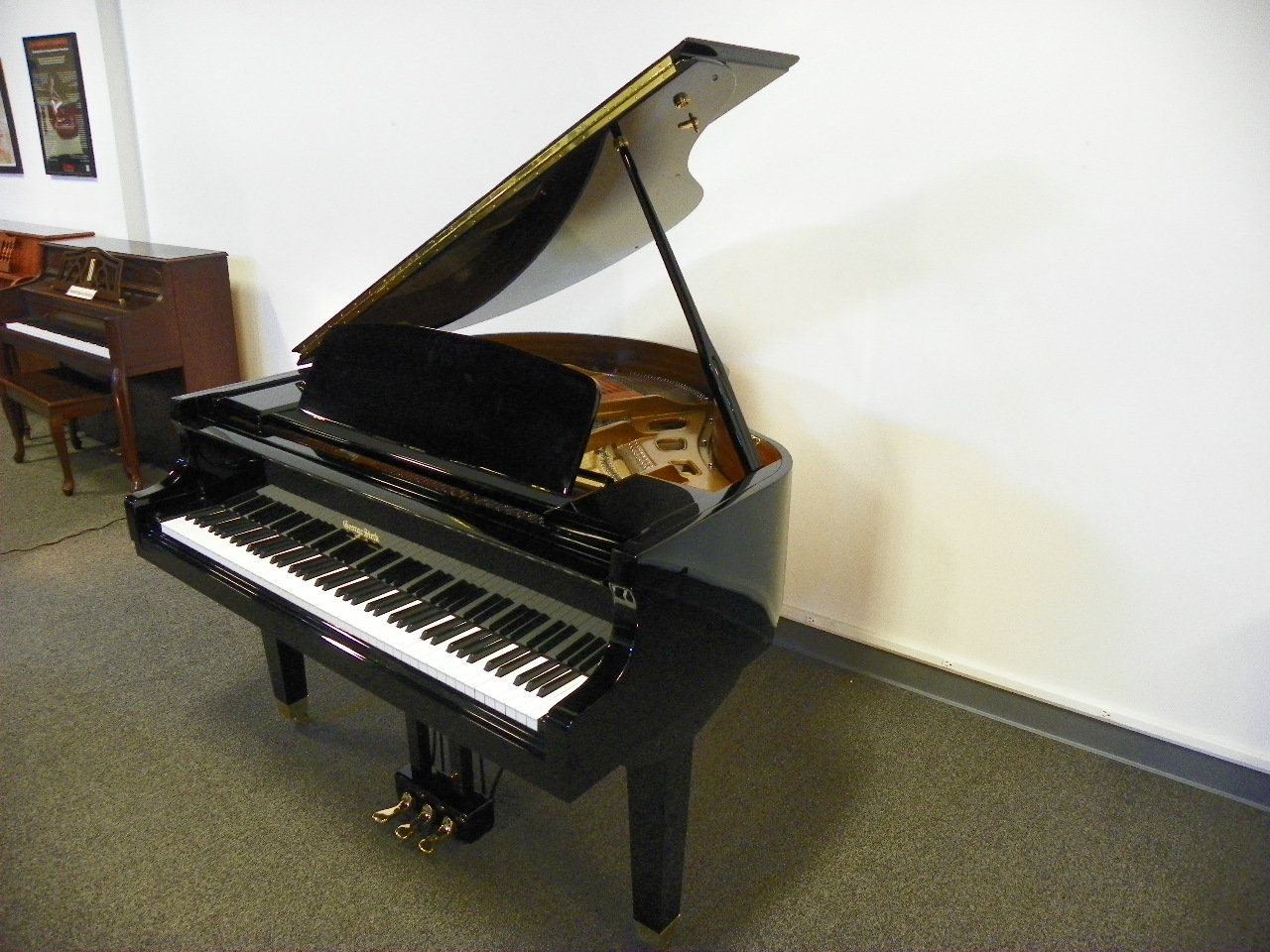 31046d1d784 George Steck Piano