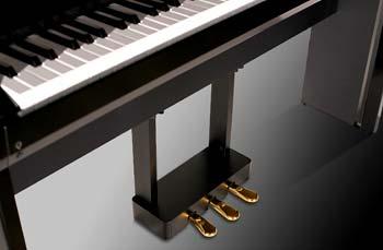 Triple Pedal Assem ES8B | England Piano