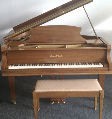 Mason & Hamlin Piano   England Piano