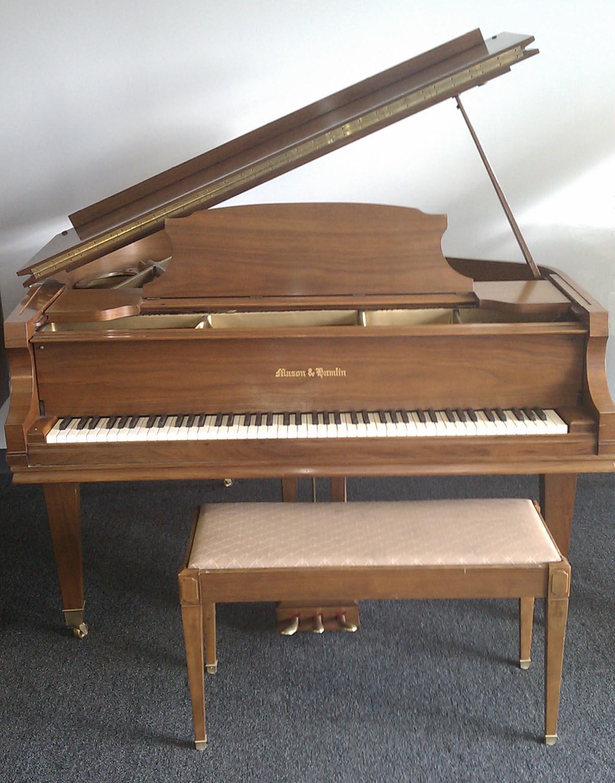Mason & Hamlin Piano | England Piano