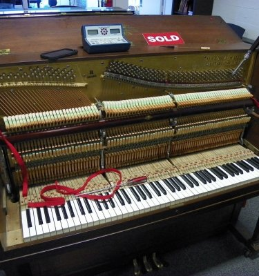 Acoustic Piano Service | England Piano