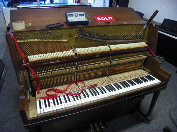 Acoustic Piano Service | England Piano