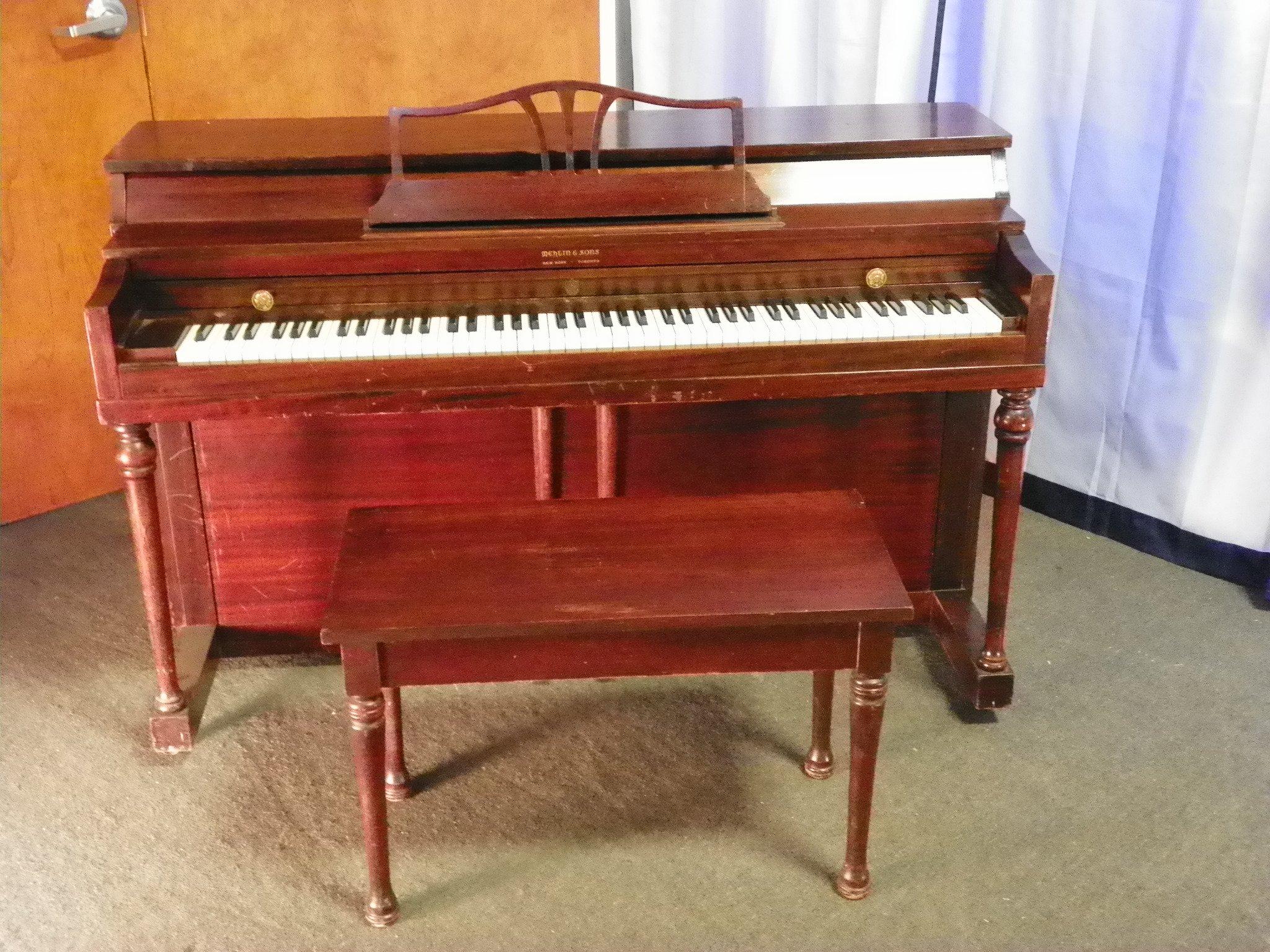 Mehlin Piano | England Piano