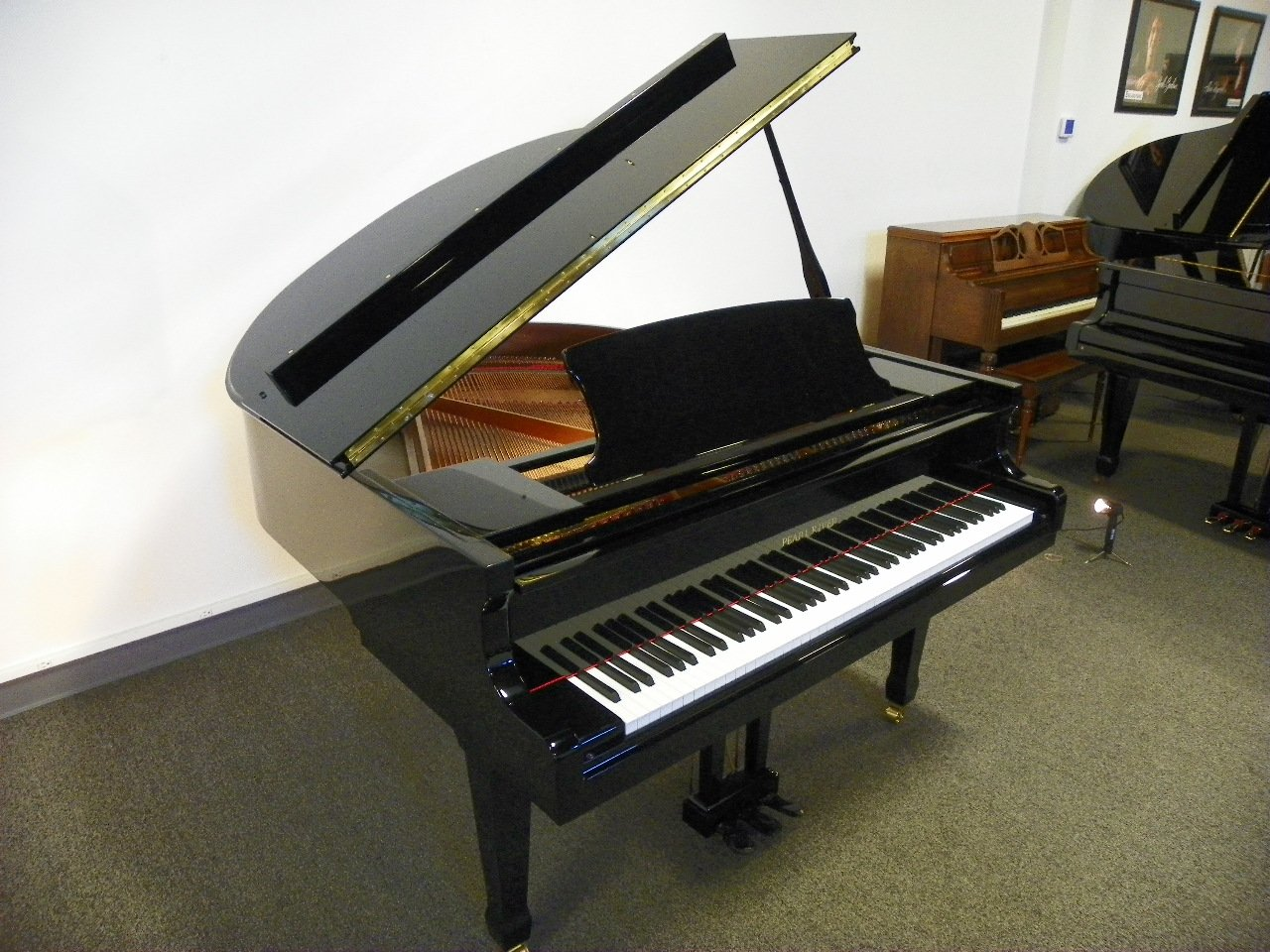 pearl river piano Pearl river pianos from az piano combine the latest technology with classic design and quality construction to produce the best piano value in the world.
