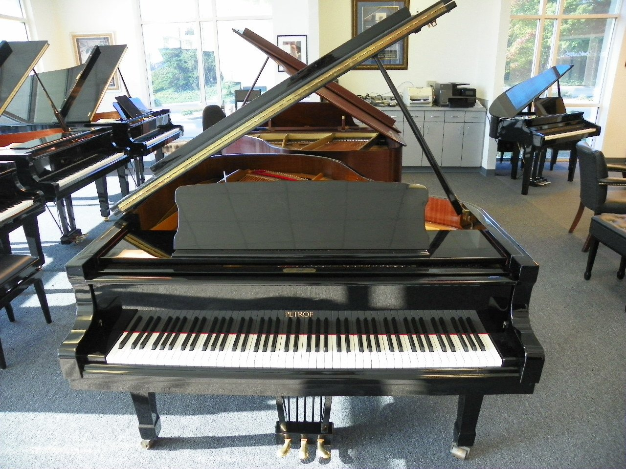 Petrof Piano | England Piano