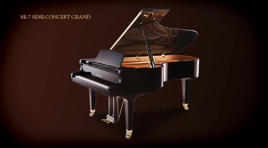 Shigeru Kawai Piano | England Piano