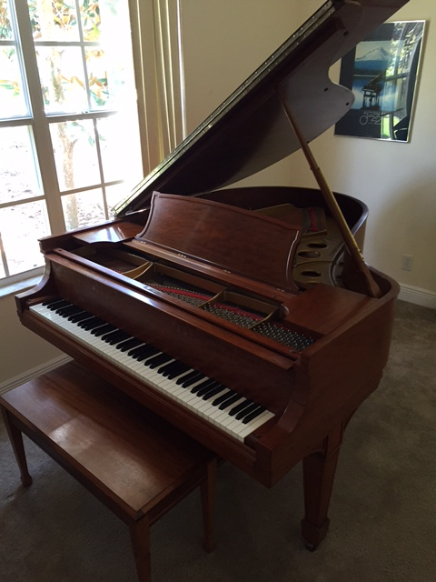 Steinway Piano | England Piano