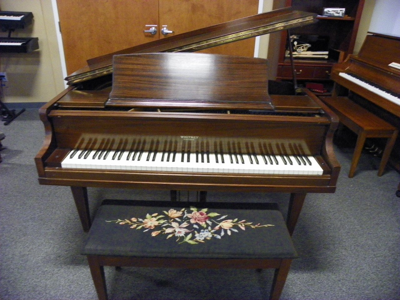 Whitney Piano | England Piano