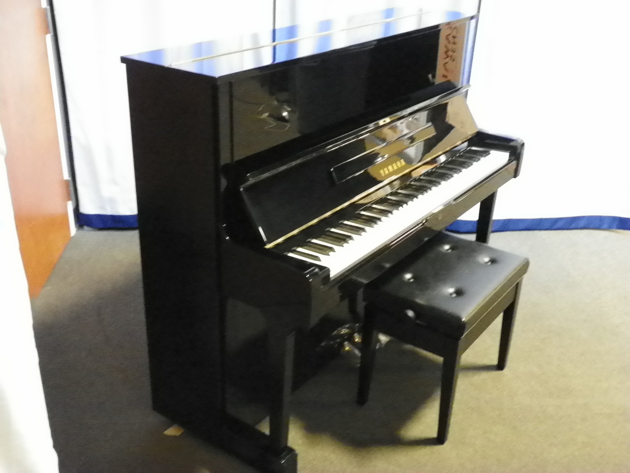 Yamaha piano england piano for Yamaha u1 professional upright piano
