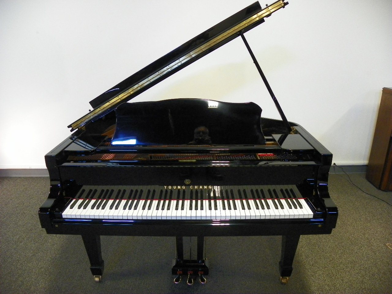 Young Chang Piano | England Piano