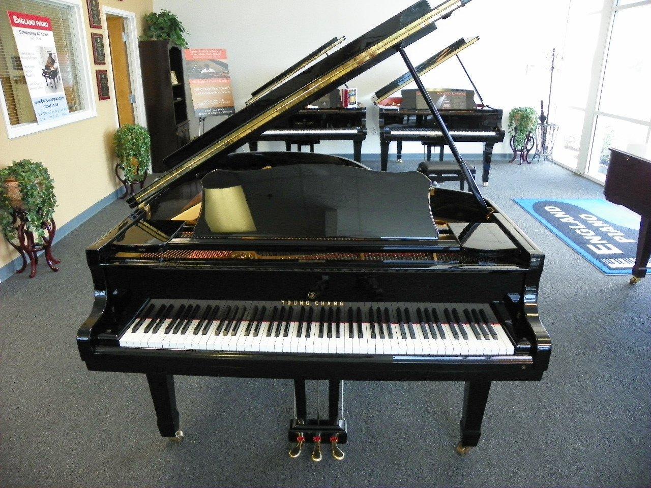 Young Chang Piano   England Piano
