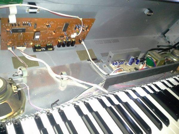 Electronic Piano Service | England Piano