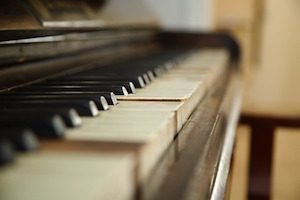 Wondering How to Fix Piano Keys that Stick | England Piano