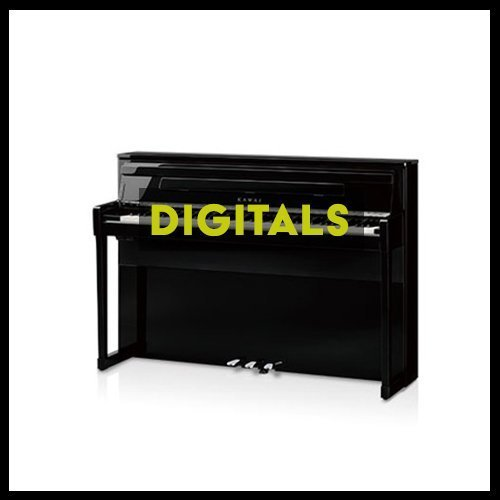 Digital Pianos | England Piano