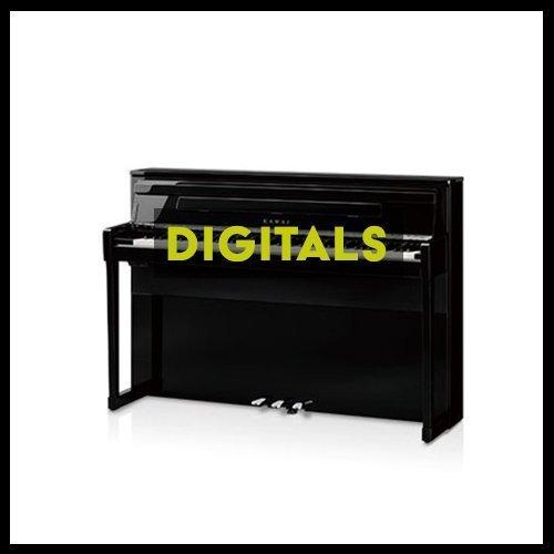 Digital Pianos | England Piano