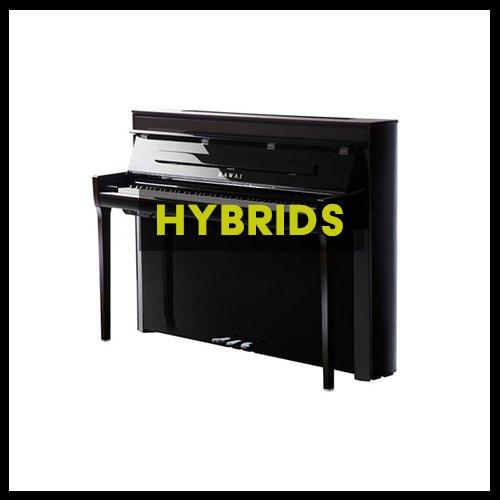 Hybrid Pianos | England Piano