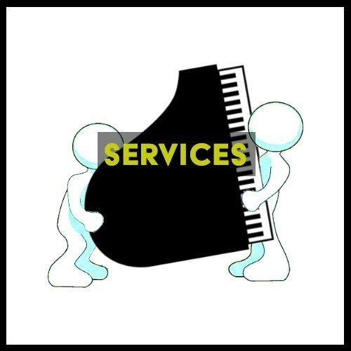Piano Services | England Piano