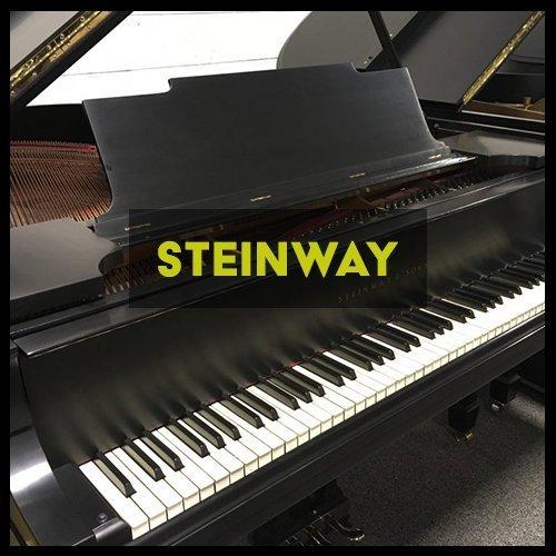 Steinway Brand Pianos | England Piano