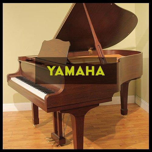 Yamaha Brand Pianos | England Piano